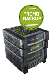 Promo Cloud VPS Backup