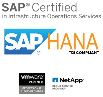 SAP certification Infraestructure Operations services